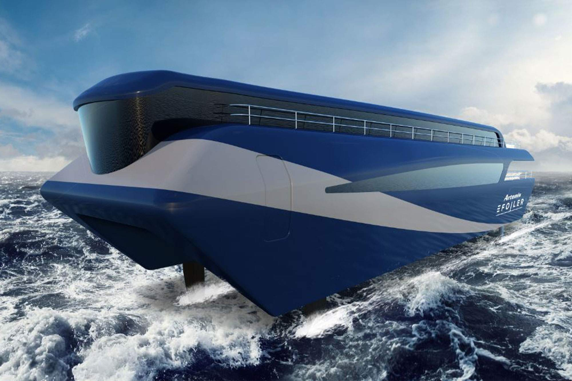 Queen's part of £33m funding boost to develop zero emission ferries