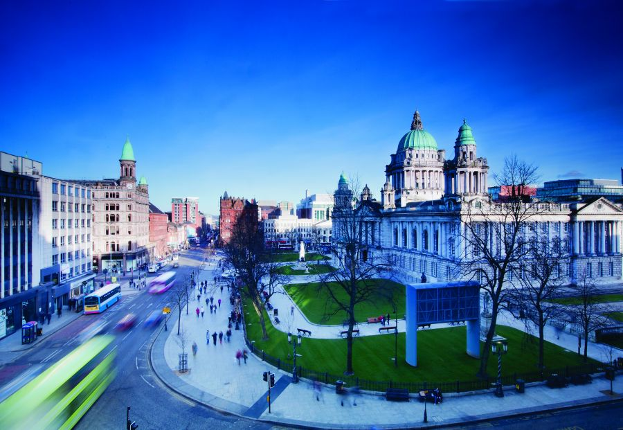 Belfast selected as Pioneer City to explore the ethical use of smart city technologies