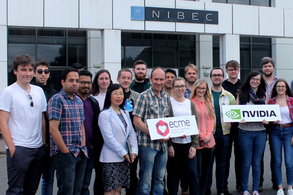 Ulster University Collaborates with NVIDIA to Strengthen Health Sector in Northern Ireland