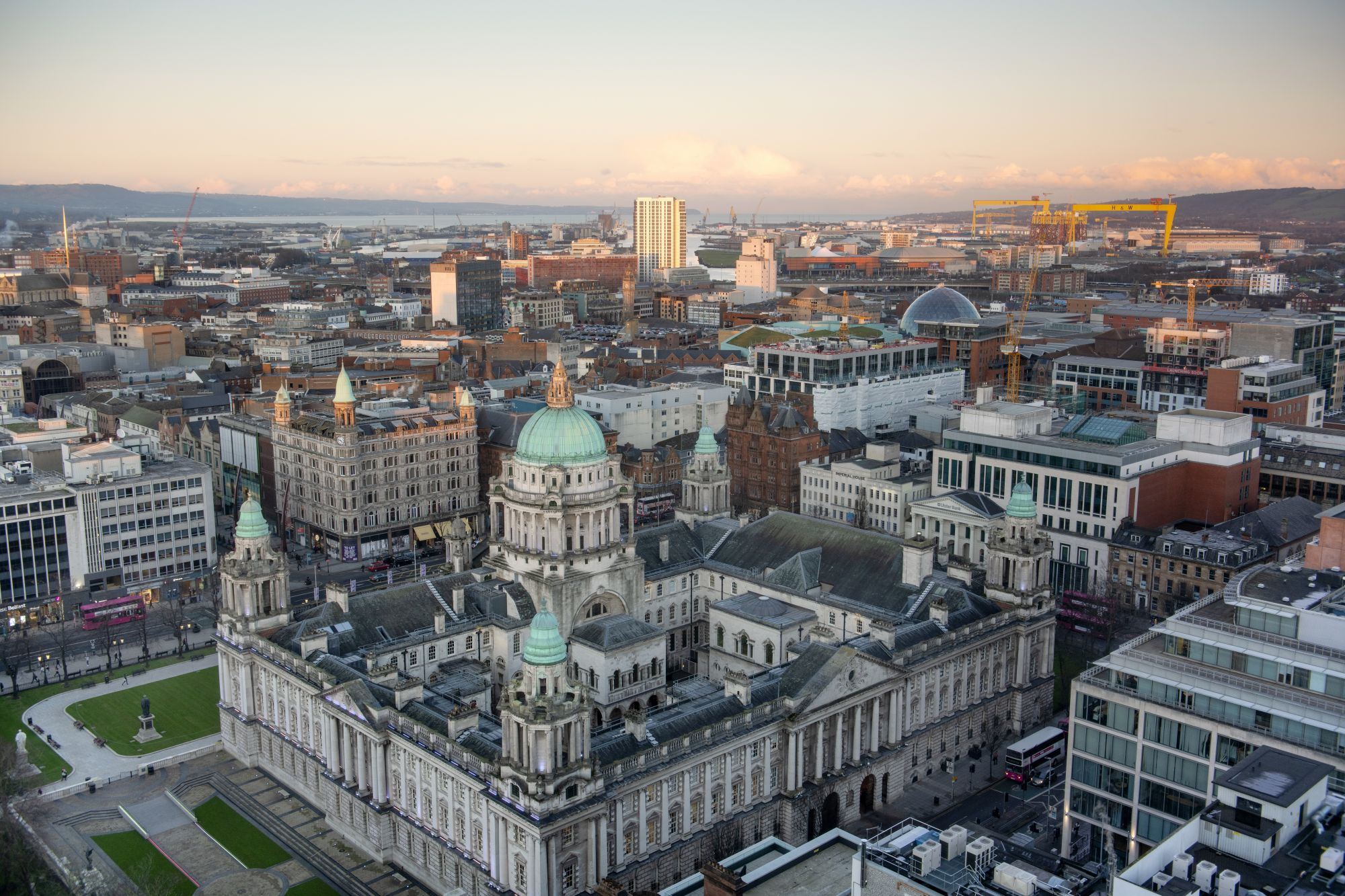 Queen's joins Core Cities pledge calling on UK government to unleash regional innovation